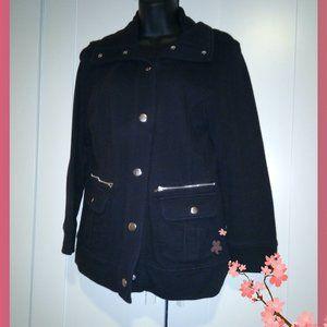 💚$10 BOGO Black Jacket